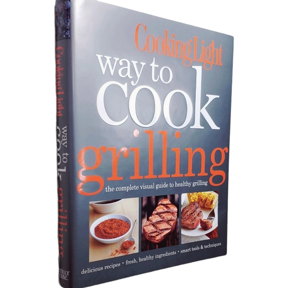 WAY TO COOK GRILLING COOKBOOK